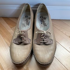Rieker anti stress used shoes